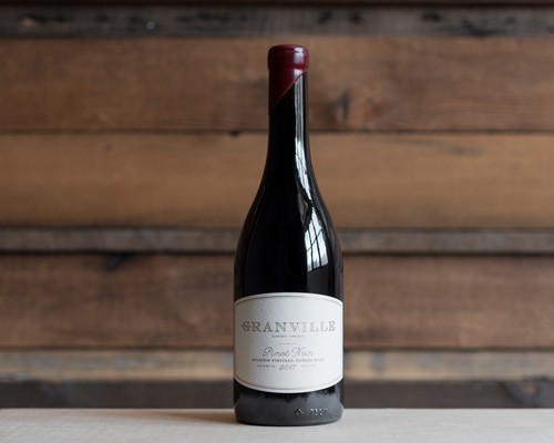2017 Holstein Vineyard Pinot Noir