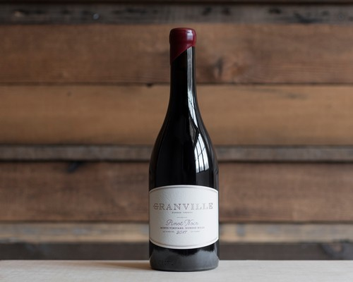 2017 Murto Vineyard Pinot Noir